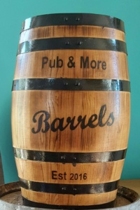 Barrels Pub & More project